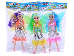 Маленькая кукла «Фея», с крыльями, 2028A, купить