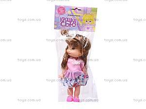 Маленькая кукла «Крошка Сью», 6006, фото