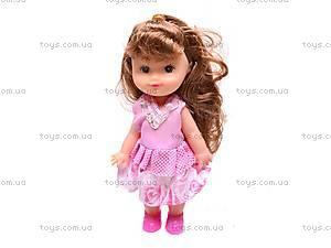 Маленькая кукла «Крошка Сью», 6006, игрушки