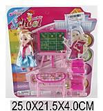Маленькая кукла «Школьница», 128A, отзывы