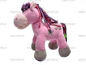 Маленькая лошадь «Адель», К326А, игрушки