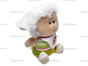 Маленькая плюшевая овечка, К336О, купить