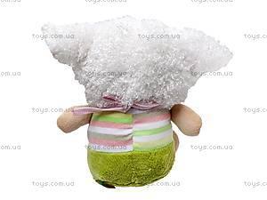 Маленькая плюшевая овечка, К336О, отзывы
