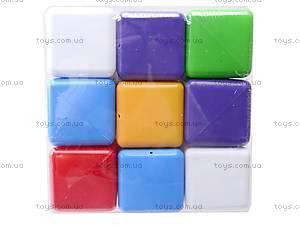 Маленькие кубики «Сити лайф», 9 штук, 027, фото