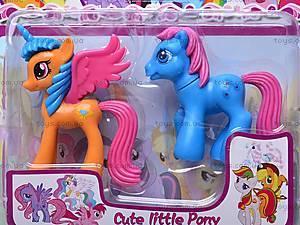 Маленькие пони с крыльями, 0232, купить
