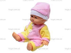 Маленький детский пупс, 89360, купить
