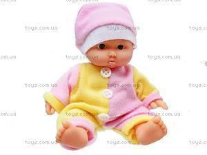 Маленький детский пупс, 89360, фото