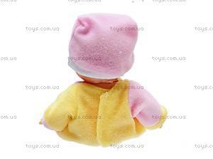 Маленький детский пупс, 89360, отзывы