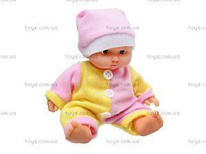 Маленький детский пупс, 89360