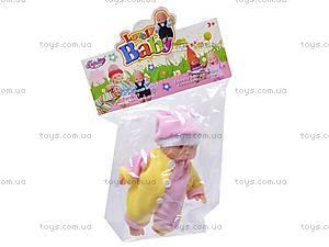 Маленький детский пупс, 89360, игрушки
