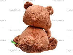 Маленький медвежонок «Митько», К292М, игрушки