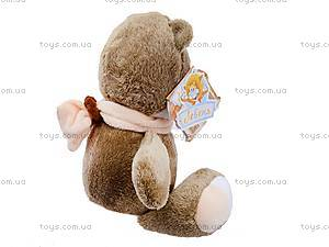 Маленький мягкий медвежонок, К301А, фото