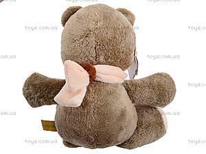 Маленький мягкий медвежонок, К301А, отзывы