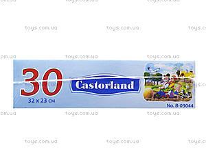 Маленький пазл Castorland, 030к, отзывы