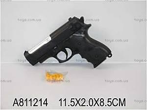 Маленький пистолет, с пульками, M-229