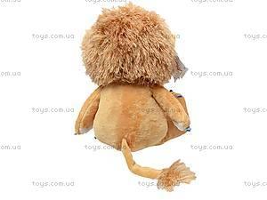 Маленький плюшевый львенок, К105СМ, фото