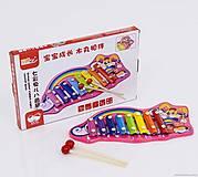 Маленький ксилофон для музыкальных игр, 0583, фото
