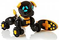 Маленький щенок «Чип» черный, W2804/3819, отзывы