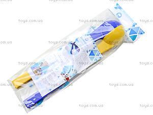Маленький снежколеп, сине-желтый, , отзывы