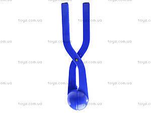 Маленький снежколеп, синий цвет, , фото