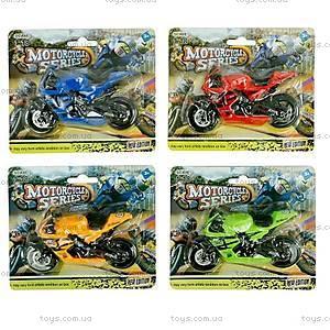 Маленький игрушечный мотоцикл, 8515