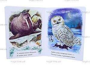 Книга для детей «Любимый зоопарк», М212003Р, фото