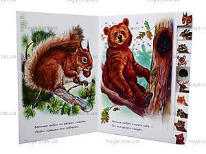 Книга «Ребятам о зверятах: В лесу», М322002Р, купить