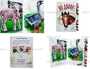 Книжка «Ребятам о зверятах: Во дворе», М322001Р