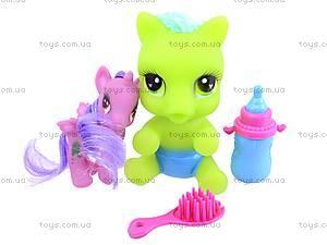 Малыш пони с аксессуарами, 3101, игрушки
