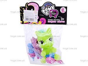 Малыш пони с аксессуарами, 3101, детские игрушки