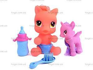 Малыш пони с аксессуарами, 3101, toys.com.ua