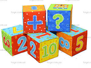 Набор кубиков с цифрами, VT1401-04, купить