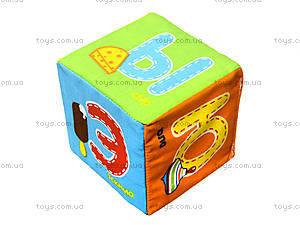Набор мягких кубиков «Азбука», русский язык, VT1401-01, купить