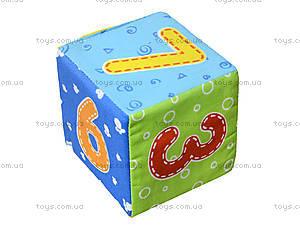 Набор мягких кубиков «Цифры», русский язык, VT1401-03, фото