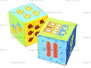 Набор мягких кубиков «Цифры», русский язык, VT1401-03, отзывы
