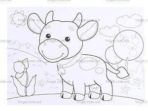 Рисунки из наклеек «Корова», Л900837Р, купить