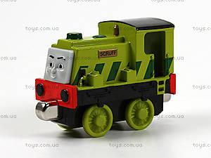 Маленький металлический поезд «Мэвис» серии «Томас и друзья», T0929, фото