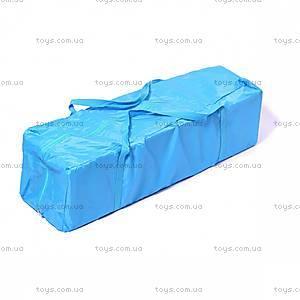 Манеж детский Carrello Grande, blue, CRL-7401 BLUE, купить