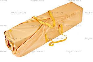 Манеж WonderKids BabyJoy (оранжевый), WK20-H05-002, купить