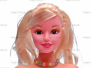 Манекен игрушечный с косметикой, 2213A, купить