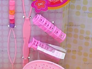 Манекен куклы Defa с аксессуарами, 8056, магазин игрушек