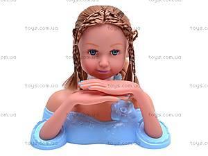 Манекен куклы, для причесок, 301001/2