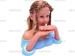 Манекен куклы, для причесок, 301001/2, игрушки