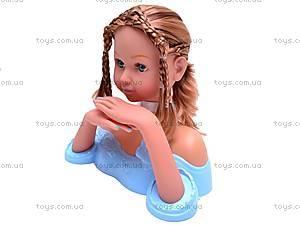 Манекен куклы, для причесок, 301001/2, toys.com.ua