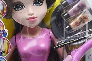 Манекен Moxie, с косметикой, MX898-2B, цена