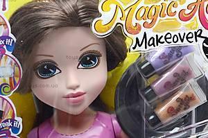 Манекен Moxie, с косметикой, MX898-2B, игрушки