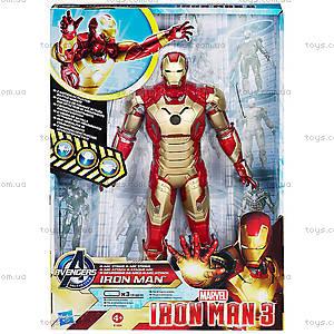 Марвел Электронная фигурка героя «Железный Человек 3», A1707