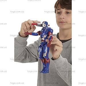 Марвел Электронная фигурка героя «Железный Человек 3», A1707, фото