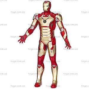 Марвел Электронная фигурка героя «Железный Человек 3», A1707, цена