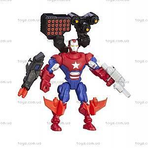 Разборная фигурка с оружием «Мстители», A6833, отзывы